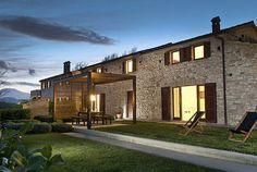 Villa Vista di Campagna <br>Arcevia, Italy