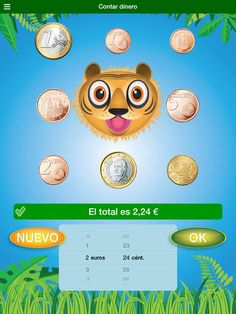Esta semana hemos empezado a trabajar actividades con euros . Antes de empezar el tema correspondiente del libro de matemáticas, quise pres...