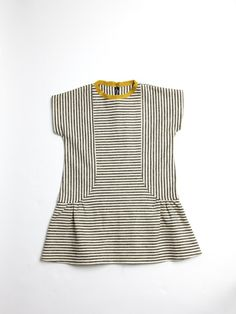 Stripe Mix Dress