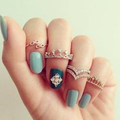 <3 love these rings