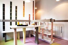 Студия 23 кв м в Париже - решения для маленьких квартир