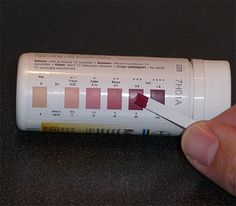 The ketone strips do expire, so always check the date on your Ketone Strips. for in home urinalysis. Detects sugar in urine. Good to know for diabetes prevention. Available @ local drugstores. Ask pharmacist for help if you cannot find them on the shelf.
