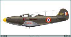 Bell P-39Q - GC I/ 5 Arme de l'Air (1944)