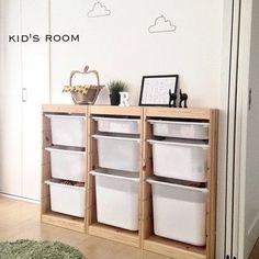 かさばるおもちゃをスッキリ片付けたいときは、IKEA(イケア)のトロファスト(TROFAST)とSTUVA(ストゥヴァ)がおすすめです。インテリアをバッチリ決めてくれる収納アイテムについてご紹介します。子どものおもちゃが片付かない!と頭を抱えているママやパパは多いはず。是非参考にしてくださいね。