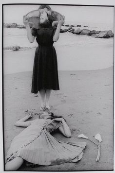 Francesca Woodman photography.