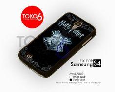 AJ 3664 Hogwarts School Logo - Samsung Galaxy S IV Case | toko6 - Accessories on ArtFire