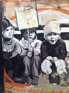 Clot, Bercelona, Spain, unique street art, great street artists, free walls…