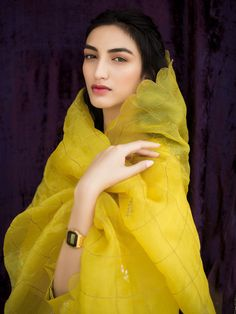 Buy Yellow Hand Embroidered Chanderi Silk Kurta with Pants and Organza Silk Scal… – Handstickerei Indian Party Wear, Indian Wedding Outfits, Indian Wear, Indian Outfits, Wedding Dresses, Punjabi Suits Designer Boutique, Indian Designer Suits, Pakistani Dresses Casual, Pakistani Dress Design