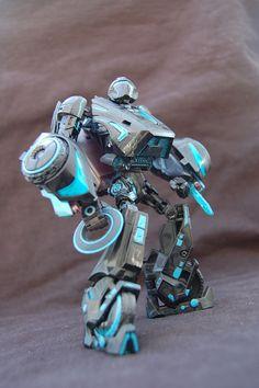 TRONsformer!