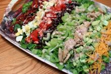 Salad a Day Contest Winner -- Recipe: Tex-Mex Cobb Salad   The Association For Dressings & Sauces