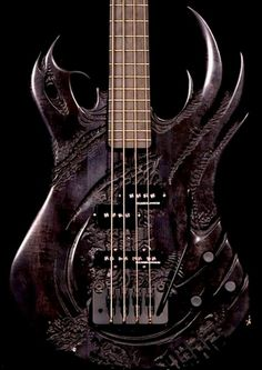 amazing bass...i want this bass :)