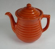 Bauer Pottery Ring Ware Drip Coffee Pot