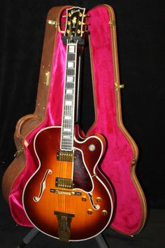 Gibson Custom L-5 CES Electric Archtop Jazz Box Guitar 1998 Model