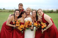 October Weddings. Love these colors!!!!