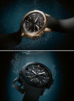 IWC 2014 Aquatimer Special Edition Collection