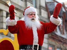 Santa Claus, Canadian through and through.