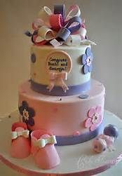Baby Shower Cakes For Girls - Bing Images