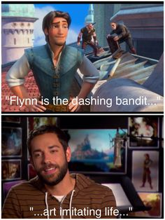 Zachary Levi is the best