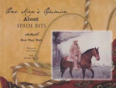 Tom Balding Bits    Recommended Reading: One Man's Opinion About Spade Bits and How They Work Written by Dick Deller with Merrilee Morrell REPRINT NOW AVAILABLE BY POPULAR DEMAND! This book is the best resource on spade bits, … Continue reading →