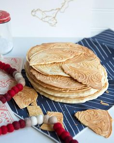 Pizzelle are delish Italian cookies that are perfect for your holiday celebrations!