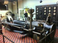 Stoommachine / steam engine