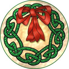 Celtic wreath