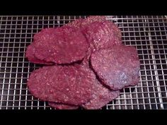 ▶ World's Easiest Beef Jerky! No Jerky Gun? No Smoker? No Dehydrator? No Problem! - YouTube