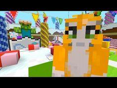Minecraft Birthday - Special Tumble Mini-game