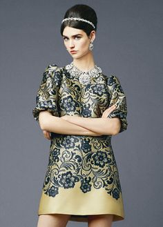 dolce and gabbana ss 2014 women collection 41