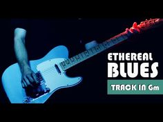 Uplifting Ethereal Minor Blues Guitar Backing Track Jam in G.-Uplifting Ethereal Minor Blues Guitar Backing Track Jam in Gm Uplifting Ethereal Minor Blues Guitar Backing Track Jam in Gm - G Minor, Cool Electric Guitars, Fender American, Backing Tracks, Fender Stratocaster, Les Paul, Ethereal, Musicals