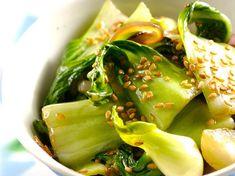 Découvrez la recette Choux chinois sauté sur cuisineactuelle.fr.