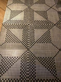 Cafe Ceramic flooring