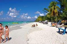 Negril beach from Montego Bay: Enjoy a day of fun and entertainment on of sparkling, pristine white sand Negril beach Jamaica Tours, Falmouth Jamaica, Montego Bay Jamaica, Jamaica Resorts, Jamaica Travel, Grand Palladium Jamaica, Rappelling, North Coast, White Sand Beach