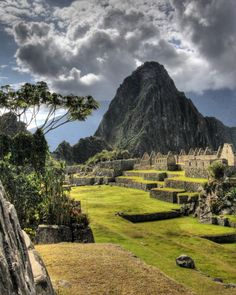 Machu Pichu. Can't wait to go!