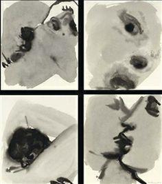 Marlene Dumas, Kissing