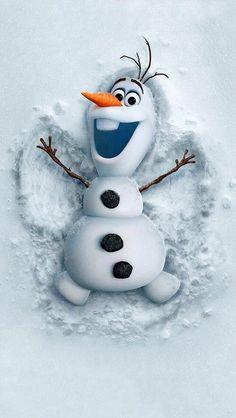 I'm a snow angel! Wait, what?