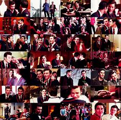 Season 2 Klaine perfection