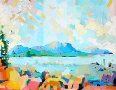 Mount Desert by Henry Isaacs