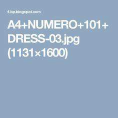 A4+NUMERO+101+DRESS-03.jpg (1131×1600)