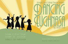 dancing at lughnasa poster State College, Theatre, Broadway, Dancing, Graphic Design, Poster, Dance, Theatres, Billboard