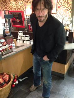 """""""Yep, here I am, buying coffee and a bottle of water. Nope, it's not being delivered to me on a silver tray by a butler in a tuxedo. I step up to the counter, place my order, and wait just like everybody else. Of course, now that you know you'll have to be neutralized. Sorry about that."""""""