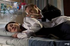 """Check out my recap of last Thursday's 'Saving Hope' episode """"Blindness"""":"""