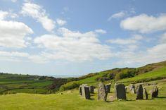 Drombeg Stone Circle - Skibbereen, Ireland