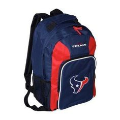 Houston Texans Backpack Southpaw Style Navy