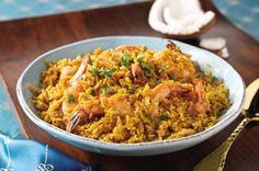 Goan Shrimp Paella Recipe - Kraft Canada
