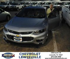https://flic.kr/p/Qs9bZA | Huffines Chevrolet Lewisville Customer Review | I JUST HAD A GREAT EXPERIENCE AT HUFFINES CHEVROLET IN LEWISVILLE. FROM THE MINUTE I WALKED IN I WAS TREATED AS A FRIEND, NOT JUST A CUSTOMER. STEVEN LEWIS COULDN'T HAVE BEEN MORE HELPFUL. CAR BUYING CAN BE A HARROWING EXPERIENCE BUT STEVEN AND THE REST OF THE HUFFINES GROUP MADE IT A PLEASANT EXPERIENCE. I HIGHLY RECOMMEND COMING TO HUFFINES CHEVROLET FOR YOUR NEXT CAR BUYING EXPERIENCE.  Leslie…
