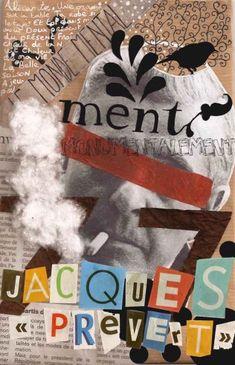 Prévert collage et poésie