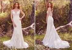 Vestido de Noiva IN-A404N