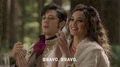 New party member! Tags: applause clapping syfy bravo magicians margo the magicians eliot The Magicians Syfy, Gifs, Tv Land, Music Icon, Fantasy, New Trends, Movies And Tv Shows, Maid, Movie Tv