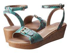 Soft Style Jeanice Blue/Green - 6pm.com $29.99